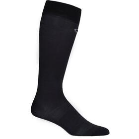 Icebreaker W's Snow Light Liner OTC Socks Black